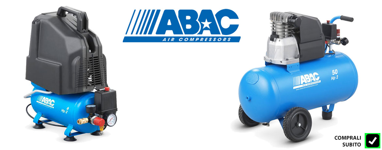 Compressori aria Abac