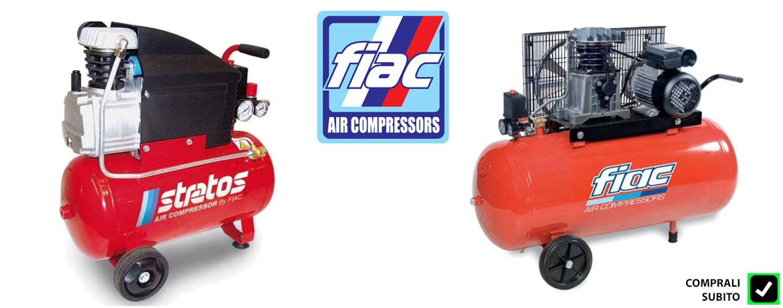 Compressori aria Fiac