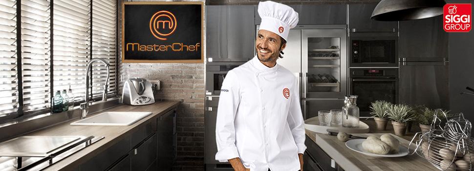 Abbigliamento da cucina masterchef tutta la gamma su - Normativa abbigliamento cucina ...