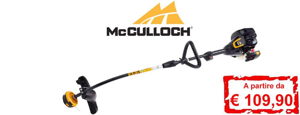 Decespugliatori McCulloch