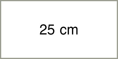 Barra-25cm