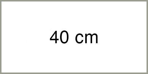 Barra-40cm