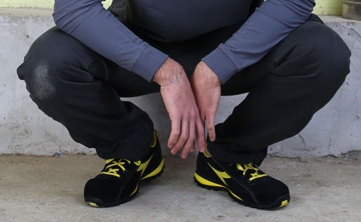 Scarpe-antinfortunistiche