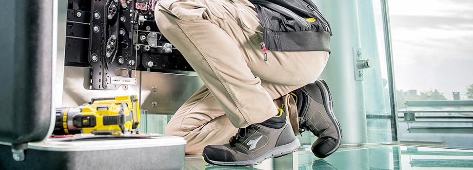 Pantaloni da lavoro Diadora utility 636fdcc5f7d