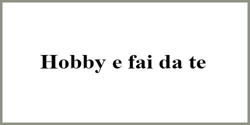 Linea-Hobby-e-fai-da-te----uso-poco-frequente