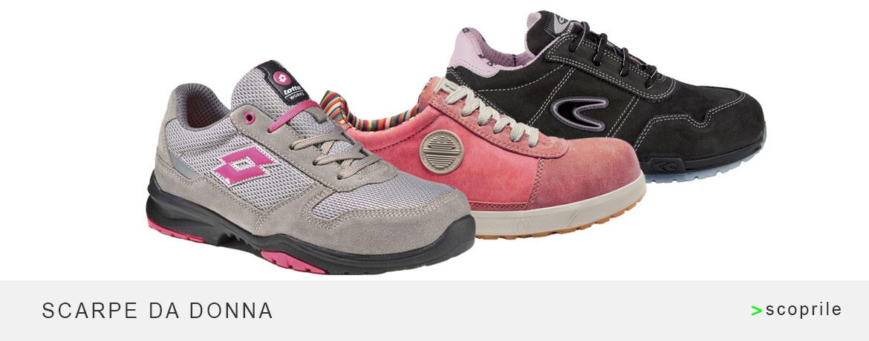 nike scarpe antinfortunistiche donna