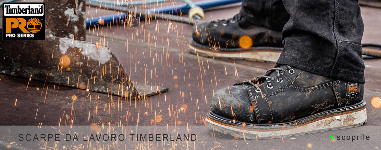 Scarpe antinfortunistiche Timberland Pro