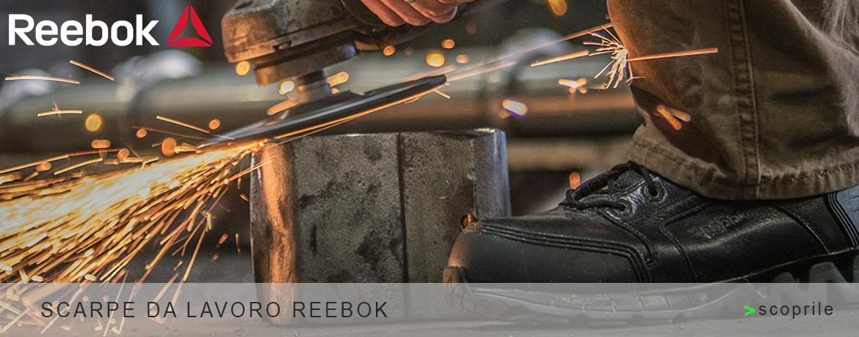 scarpe antinfortunistiche Reebok