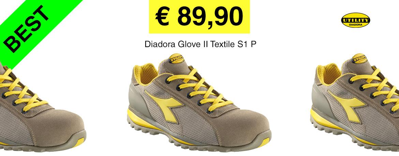 diadora glove ii