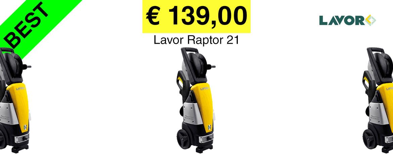 Isropulitrice Lavor Raptor 21