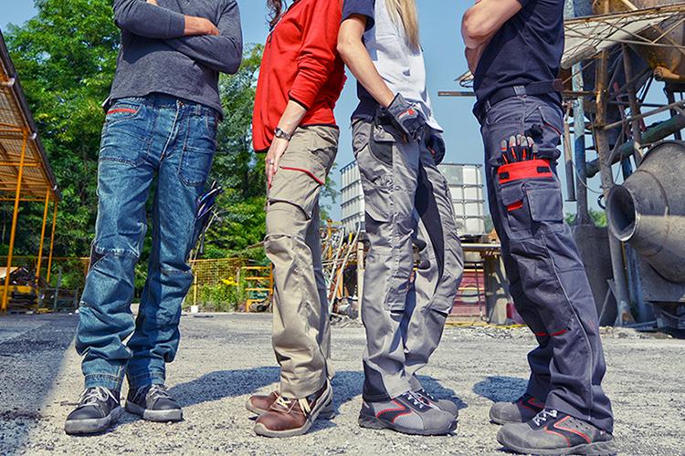 U Power abbigliamento da lavoro: la nuova collezione 2019