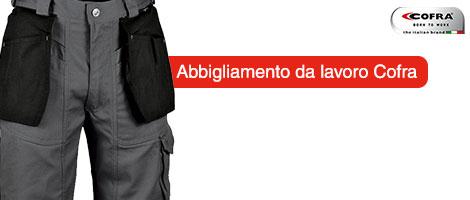 Cofra - abbigliamento antinfortunistico