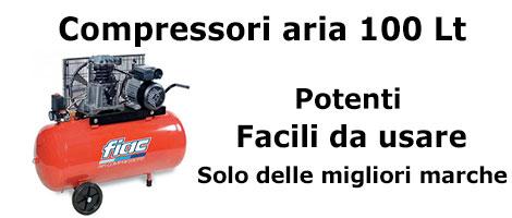 Compressori aria 100 Litri - Slide