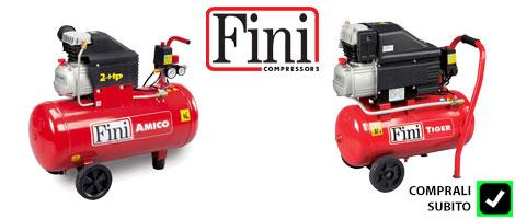 Compressori aria Fini