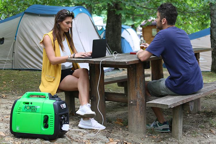 Generatore di corrente per camper le migliori offerte for Generatori silenziati per camper
