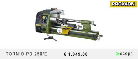 Proxxon vendita online for Tornio proxxon fd 150 e 24150