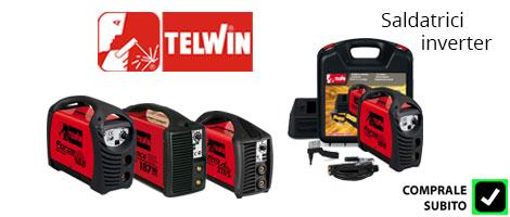 Saldatrice inverter Telwin