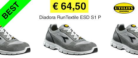 Tutte le scarpe antinfortunistiche Diadora estive tutta la gamma su ... 5e64ce1c955