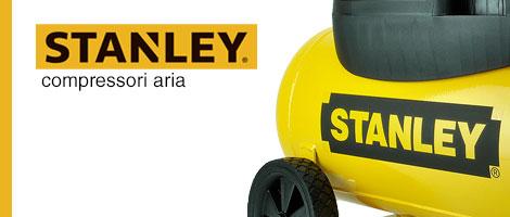 Stanley compressore aria