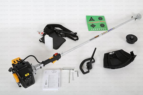 Decespugliatore Alpina TB320 contenuto confezione