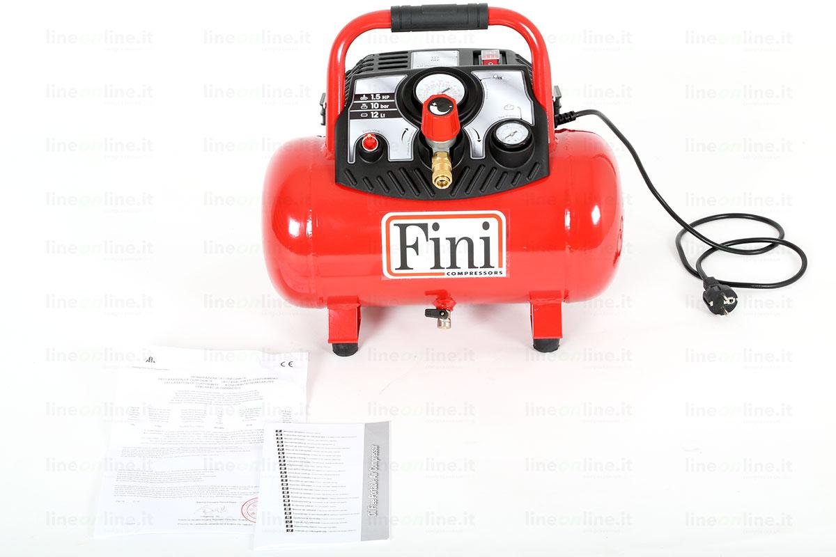 Compressore portatile Fini Energy 12 immagine