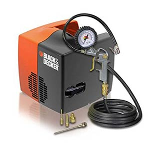 Compressore portatile: Black and Decker Cubo