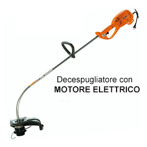 Decespugliatore elettrico