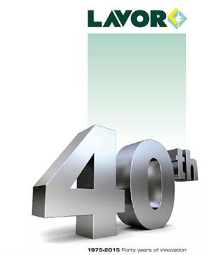 Lavor: una storia lunga 40 anni