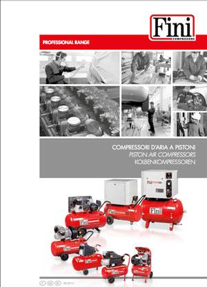 Compressori Fini, linea professional 2016