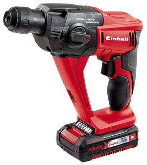 Einhell catalogo: martello tassellatore TE-HD dettaglio prodotto
