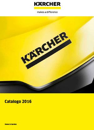 idropulitrice: catalogo karcher 2016