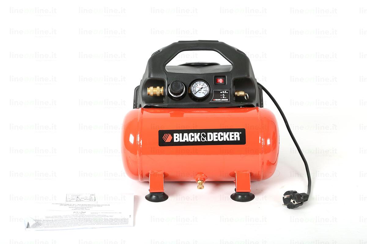 Compressore portatile Black and Decker BD55/6 immagine
