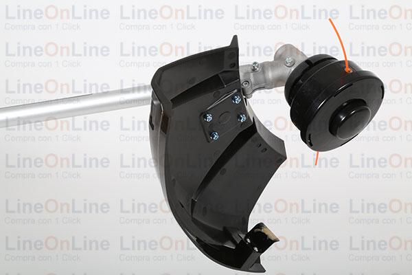 Decespugliatore Alpina BJ326 testina tap'ngo