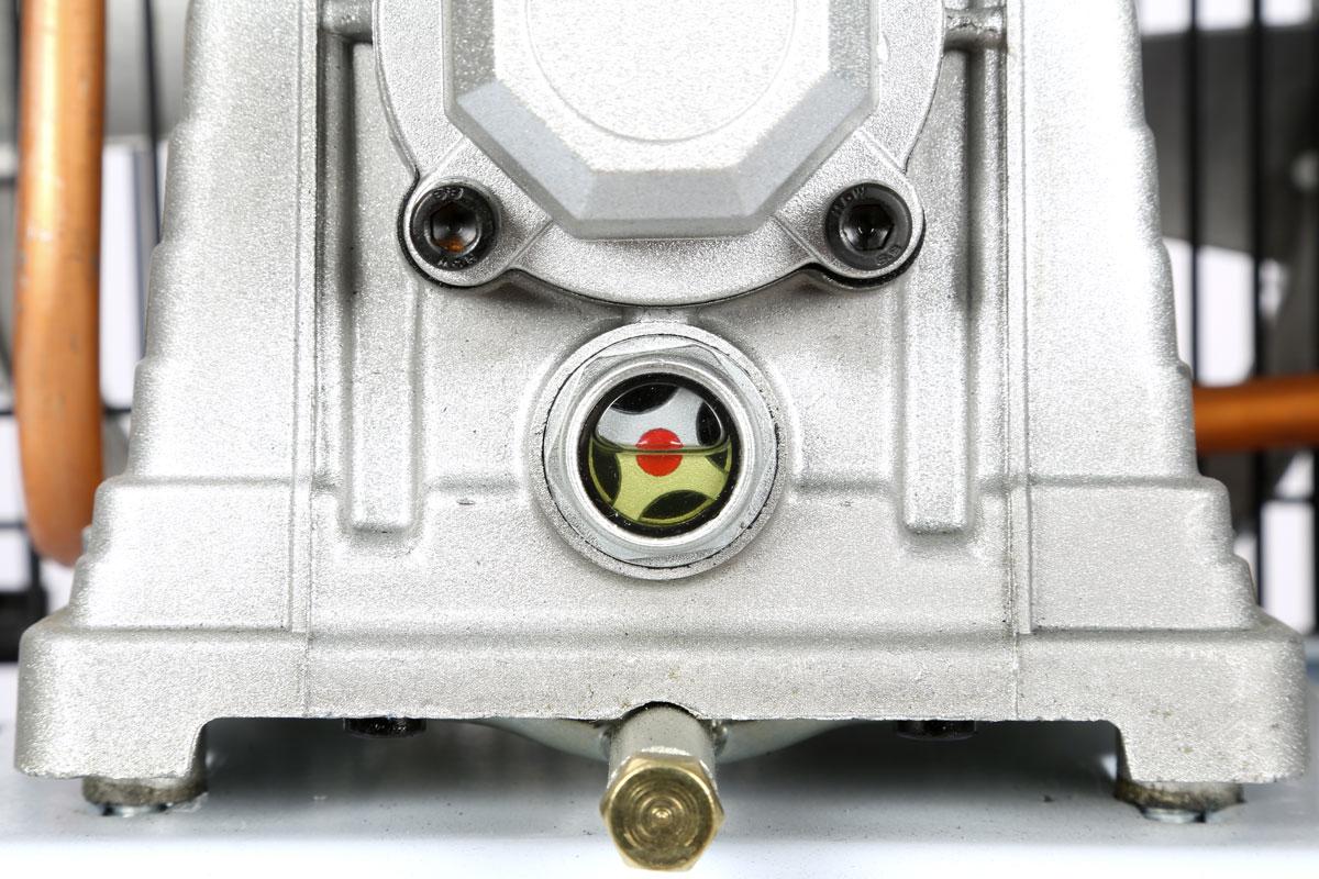 compressore foxcot fl100 spia olio