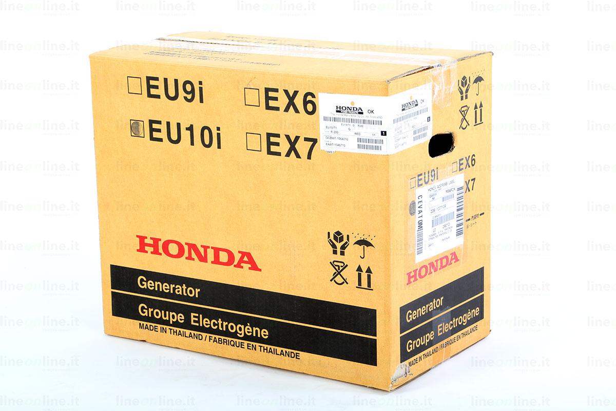 Generatore corrente Honda EU10i scatola