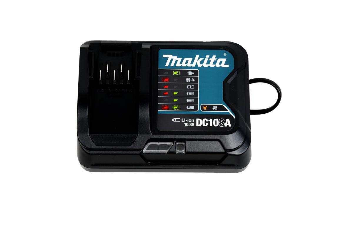 Trapano avvitatore Makita CLX202SAX2 caricabatterie