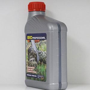 1 flacone da 1 Lt di olio per lubrificazione catena