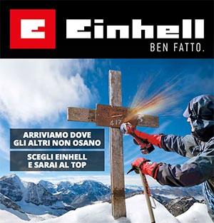 Lineonline e catalogo Einhell 2017