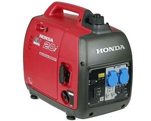 Honda eu20i - Il generatore di corrente più venduto