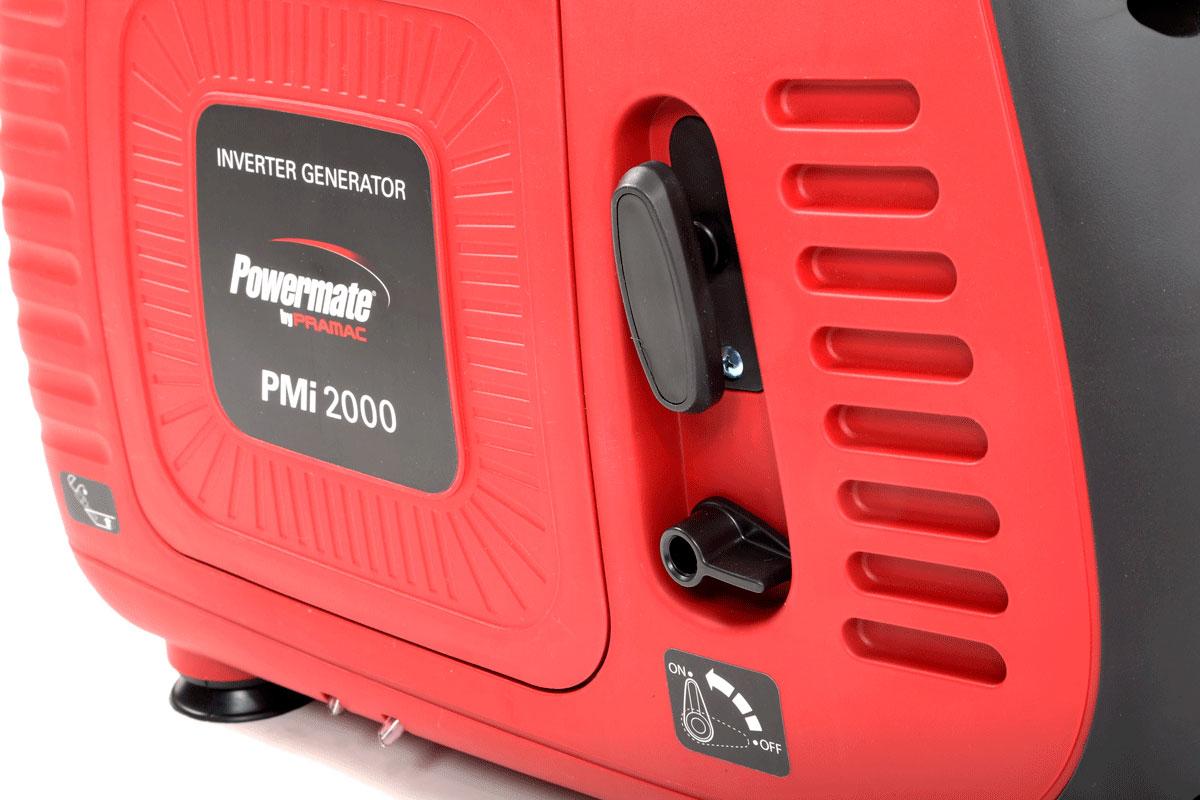 Generatore corrente Pramac PMi2000 avviamento a strappo