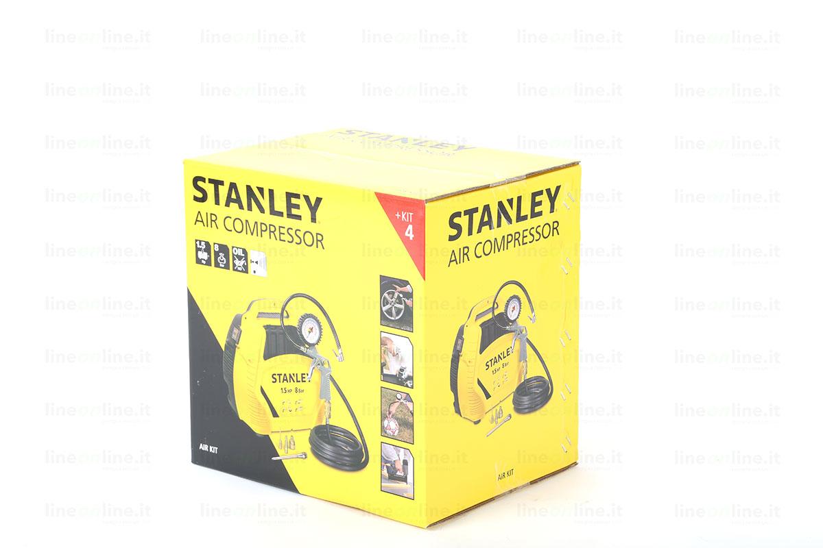 Compressore portatile Stanley AIR KIT immagine