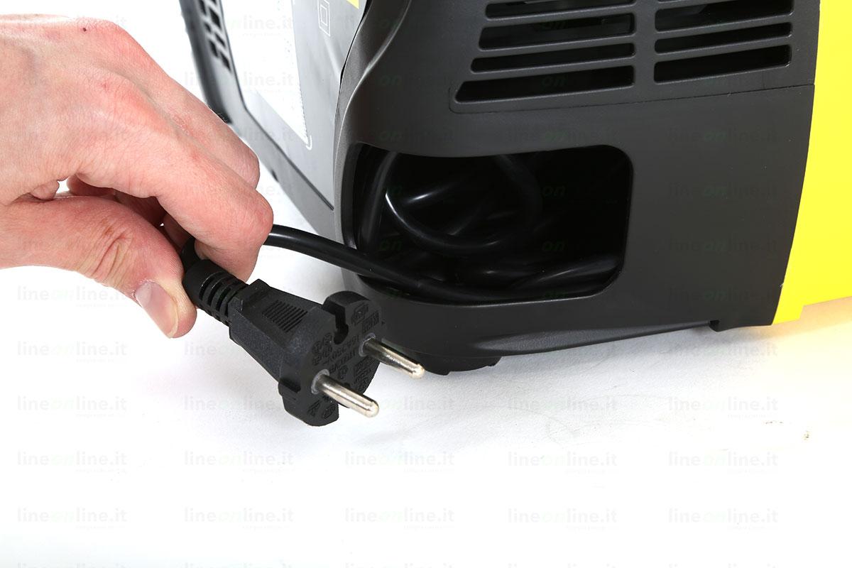 Compressore portatile Stanley AIR KIT cavo elettrico