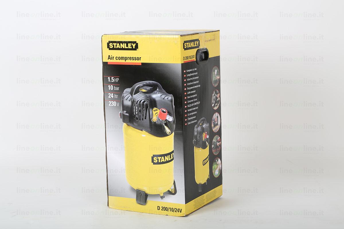 Compressore aria Stanley D200/10/24/V immagine