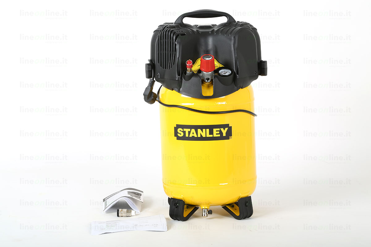 Compressore aria Stanley D200/10/24/V foto