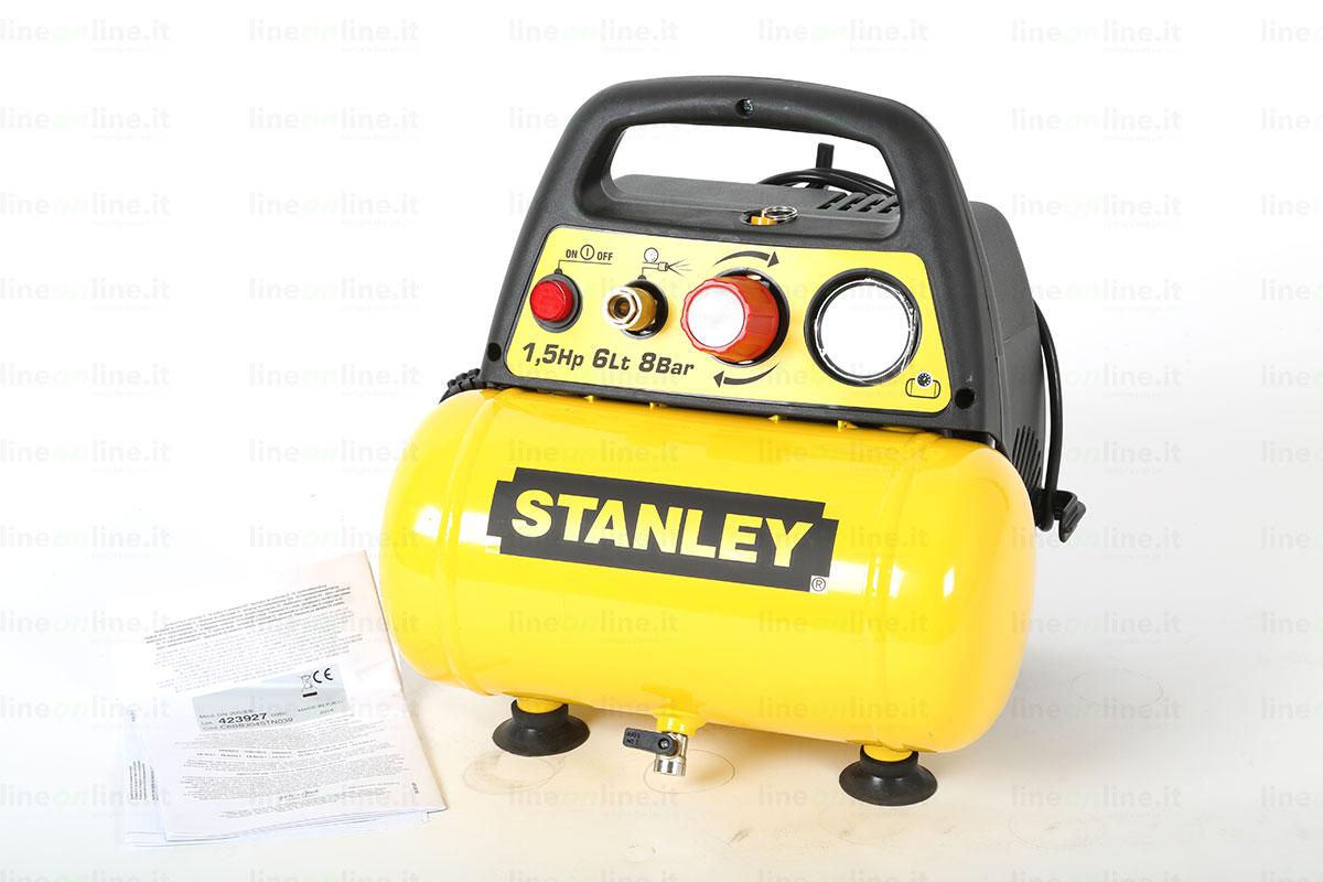 Compressore portatile Stanley DN 200/8/6 foto